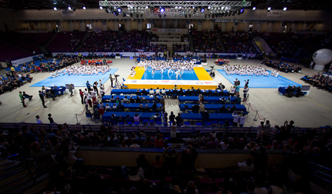 Kompleksowa Obsługa Mistrzostw Europy <span>Karate Shinkyokushin</span>