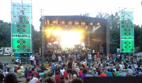 Nagłośnienie i oświetlenie Globaltica <span>Worl Cultures Festival</span>